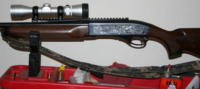 Picatinny Scope Rail